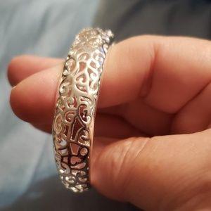NWOT Genuine Sterling Silver Bracelet